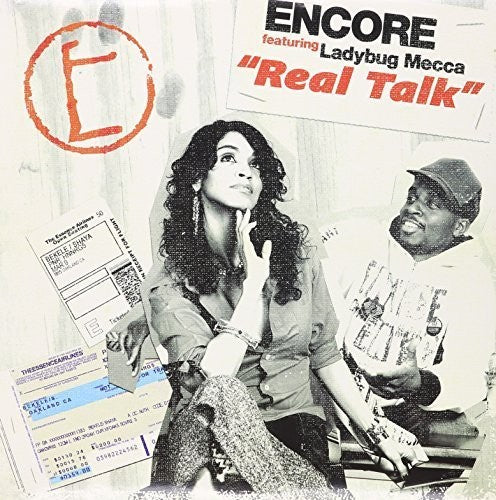 Encore: Real Talk (X4) / Break Bread (X2) (12-Inch Single)