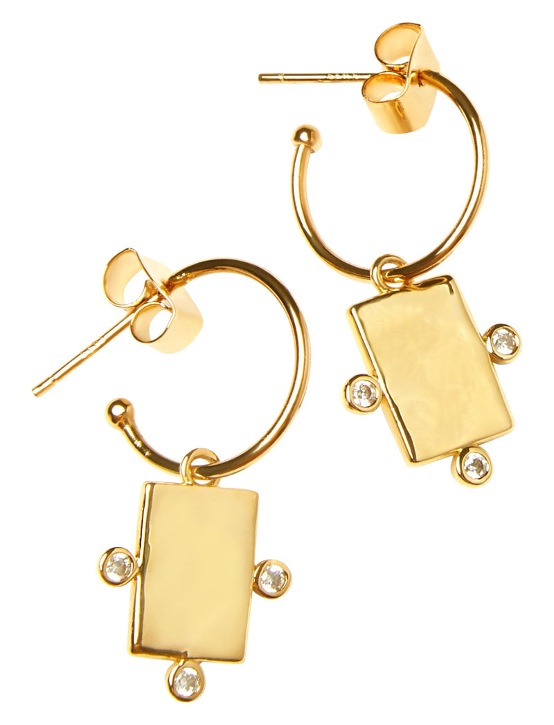 Nixie Earrings