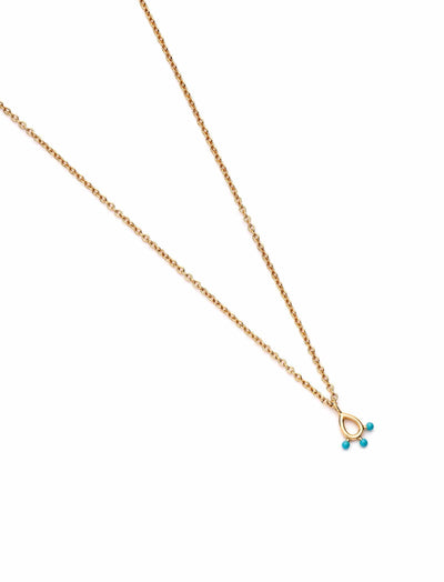 Aqua Waters Necklace