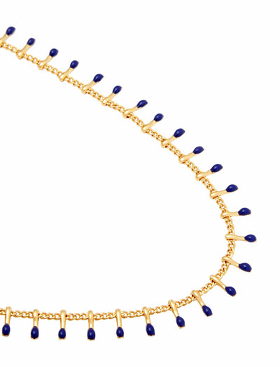 Blue Reef Necklace