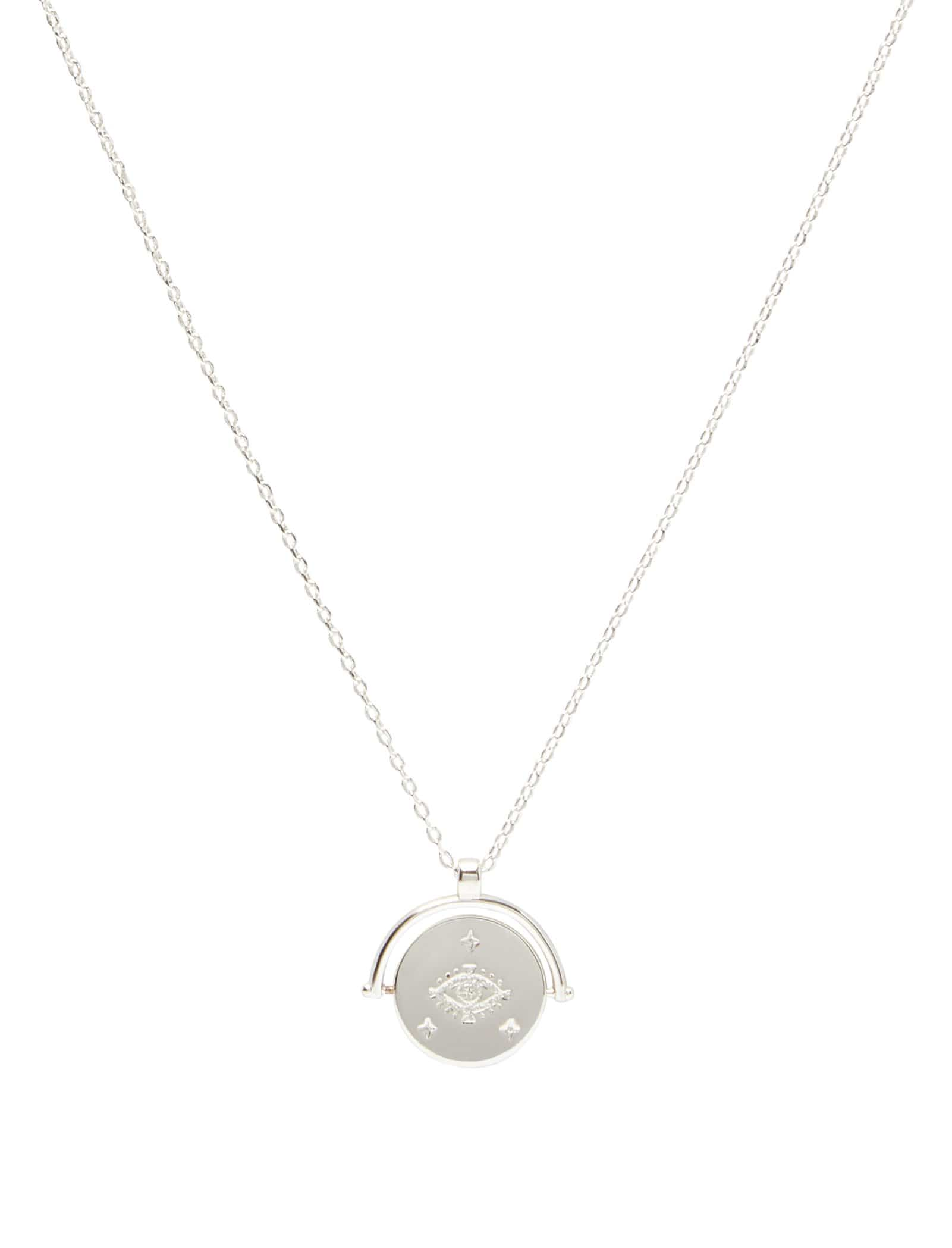 Neptune Spinner Necklace