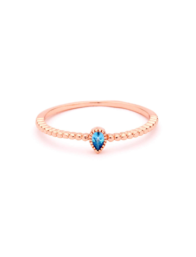 Bluebell Ring in Blue