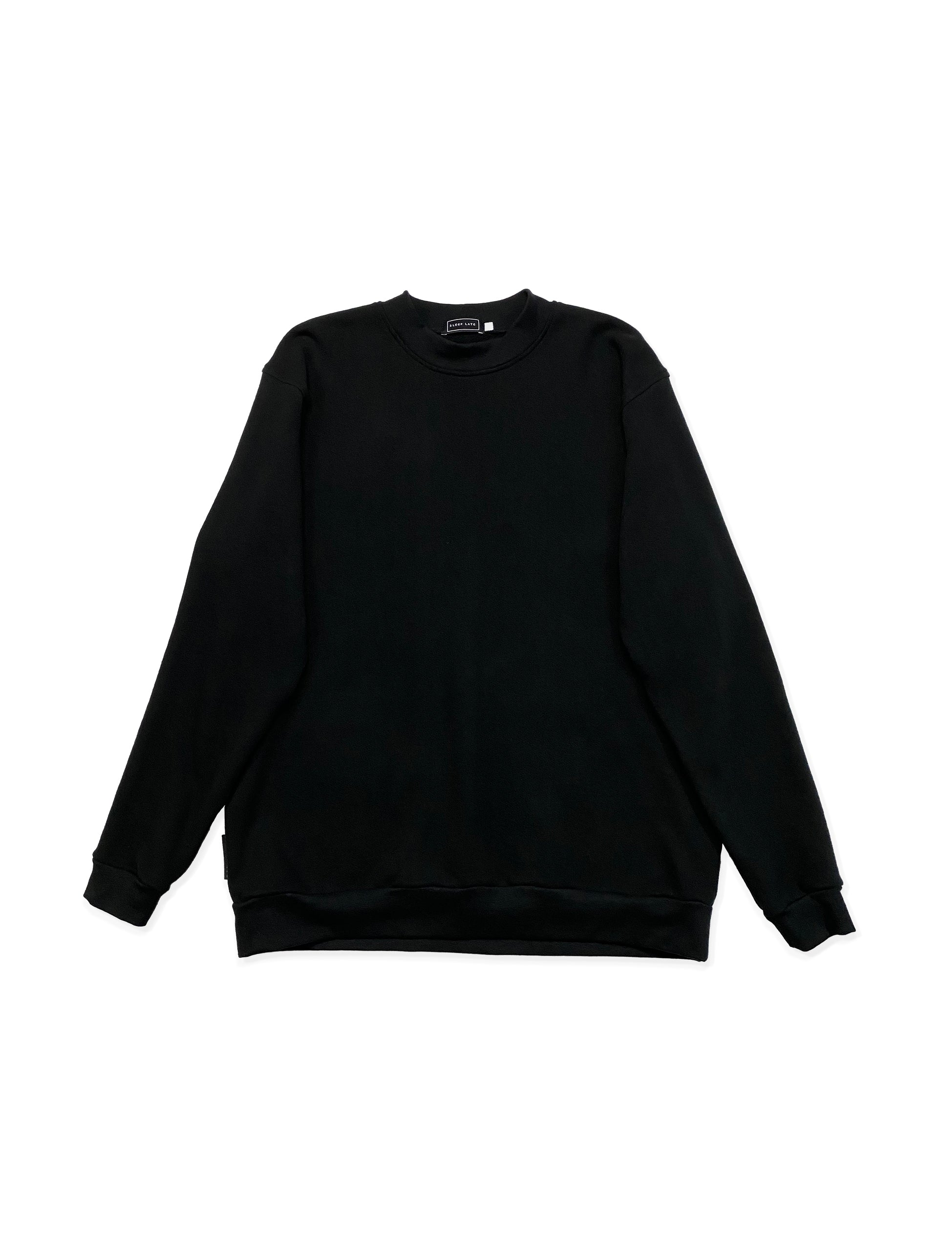 Black Gen. 2 Crewneck
