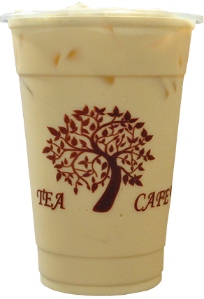 Tea Tree Cafe Caramel Milk Tea