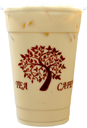 Tea Tree Cafe Hazelnut Milk Tea
