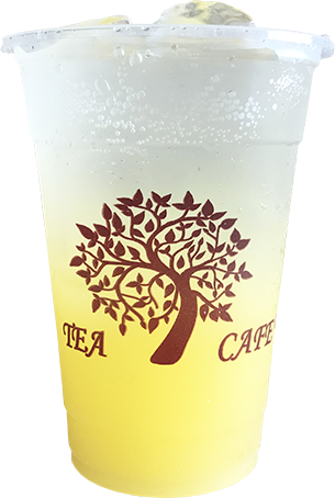 Tea Tree Cafe Lemon Lime Soda