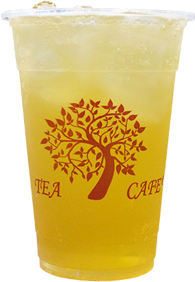 Tea Tree Cafe Lychee Green Tea