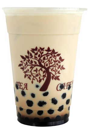 Roasted Oolong Milk Tea