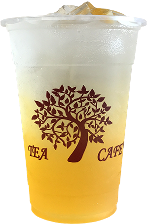 Tea Tree Cafe Peach Soda