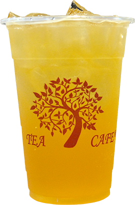 Tea Tree Cafe Passion Fruit Green Tea
