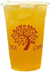Tea Tree Cafe Peach Green Tea