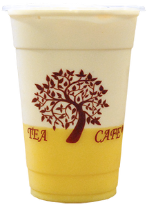 Tea Tree Cafe Pudding Milk Tea