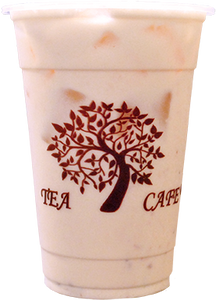 Tea Tree Cafe Strawberry Milk Tea