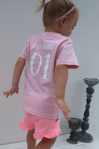 'Boss Babe' Kids Tee
