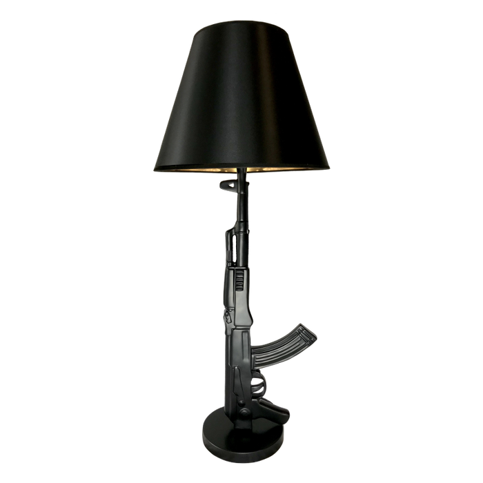 AK47 Table Gunlamp