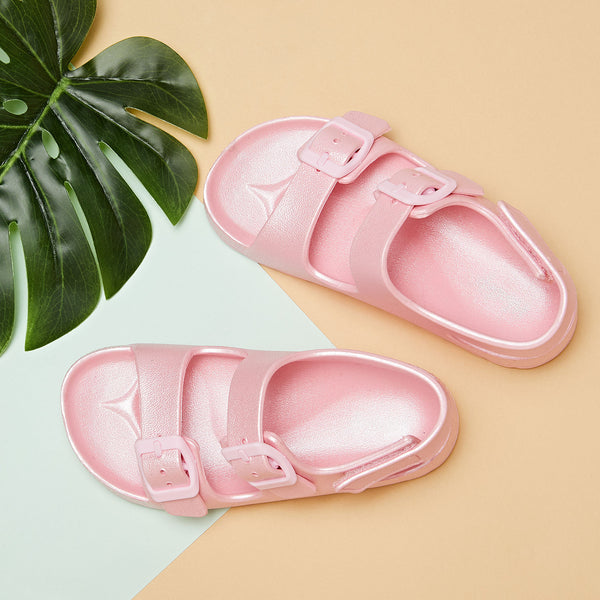 Toddler Girls/Boys Buckle Sandals