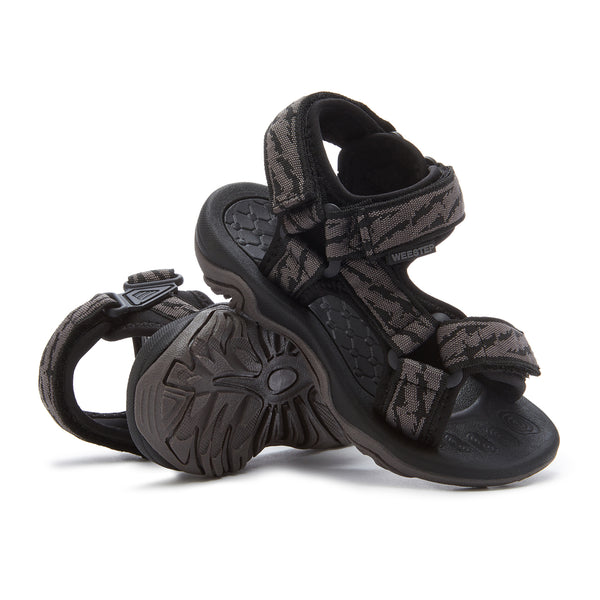 Boys Adjustable Strap Sandal