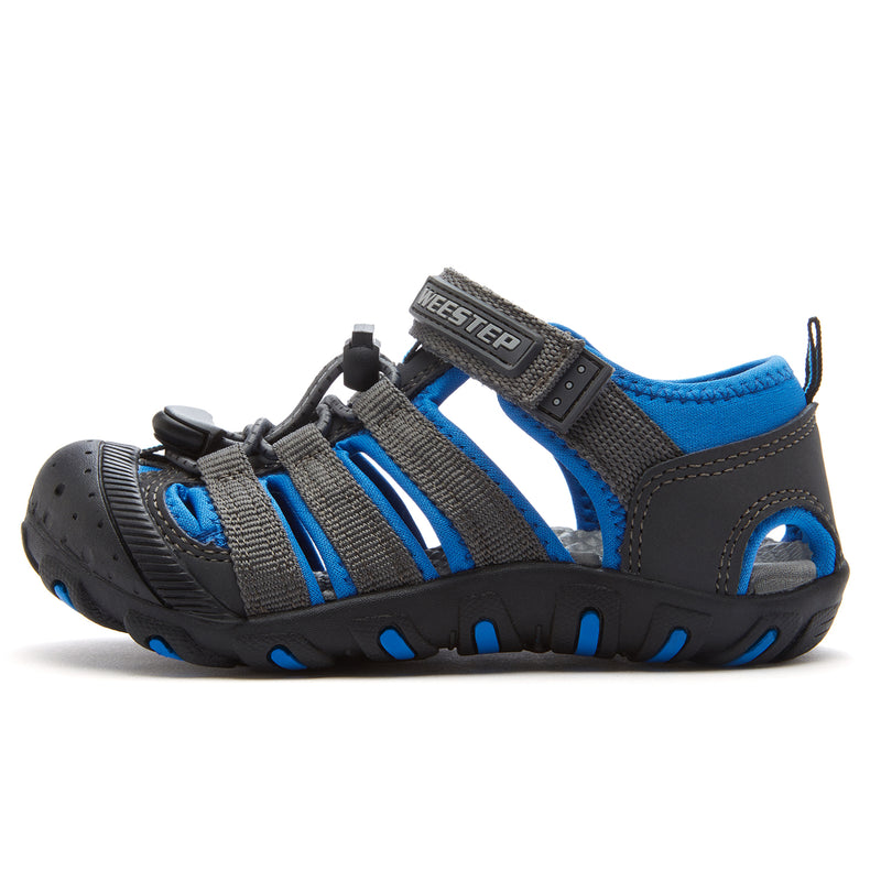 New Sporty Closed Toe Sandals