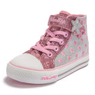Glitter Stars High Top Sneaker_