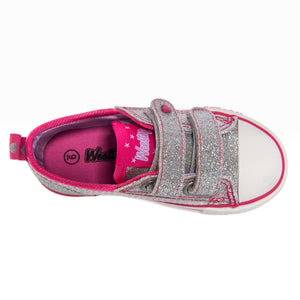 Classic Straps Sneaker_Pink