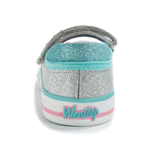 Mary Jane Glitter Stars_Pink/Silver/Hot Pink