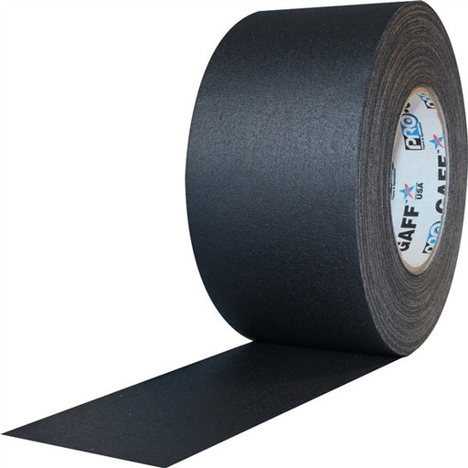 "ProTapes Pro Gaffer Tape (3"" x 55 yd - Black)"