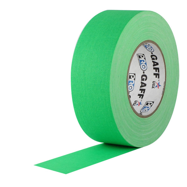 "ProTapes Pro Gaffer Tape (2"" x 55 yd - Multiple Colors)"