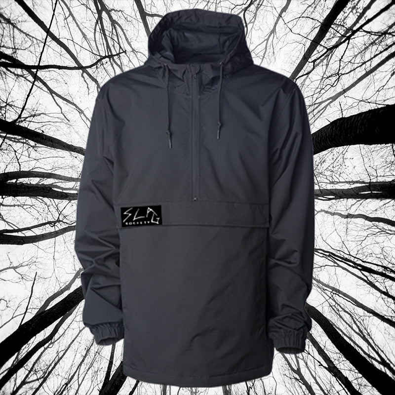 The Fall Pullover-Black