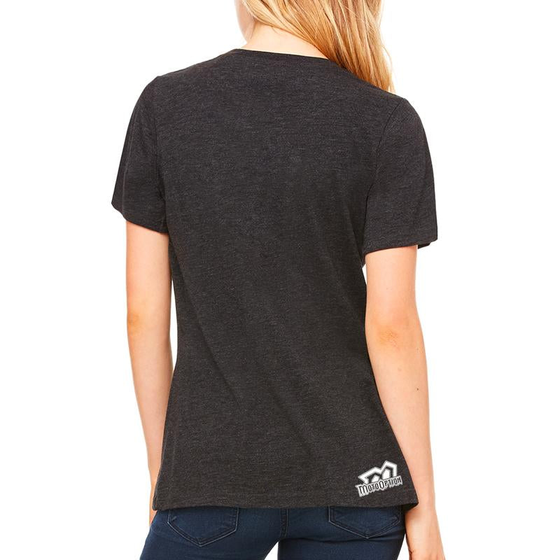 Women's Moto Mom Tee