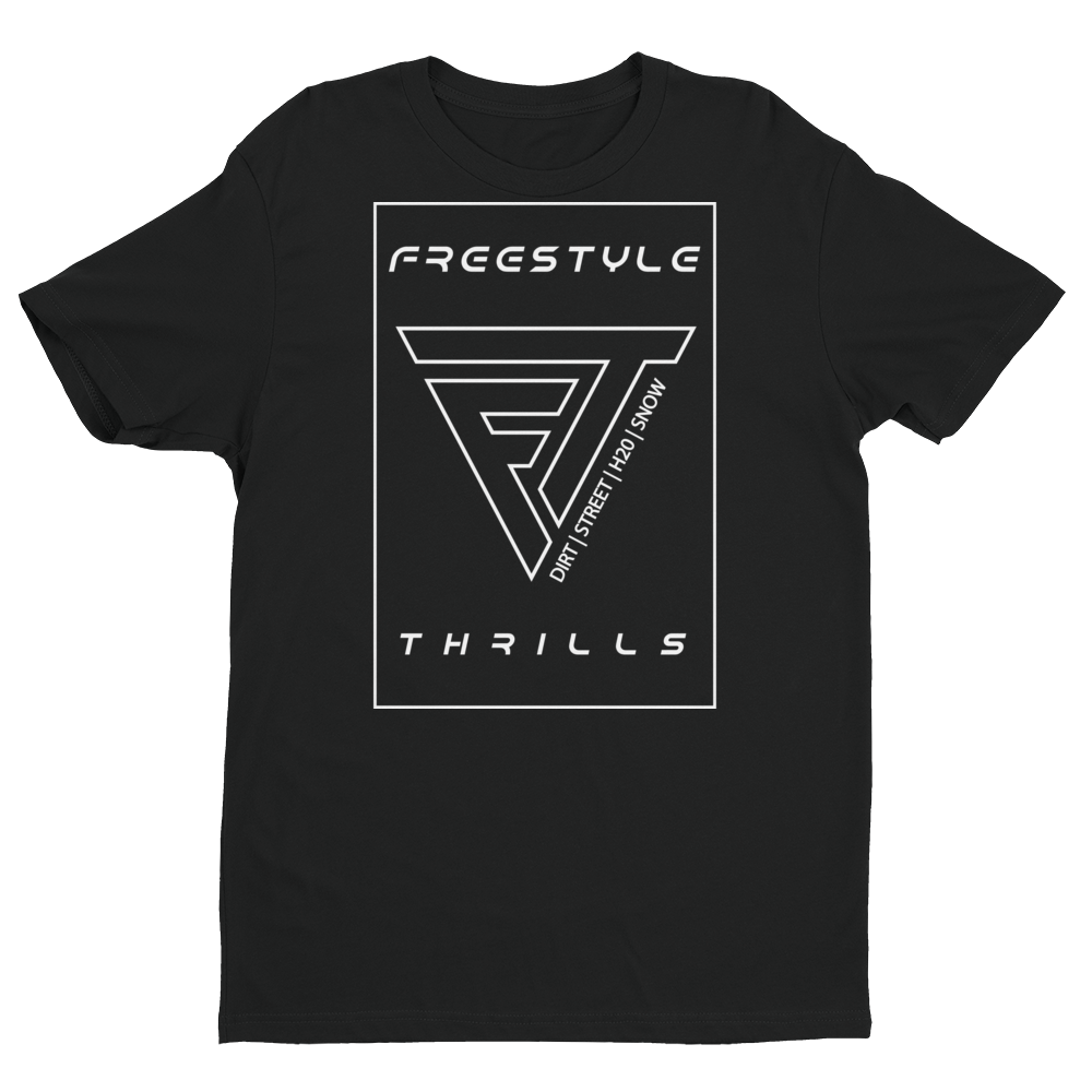 Freestyle Thrills Shop Shirt Black