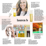 Lauren B. Beauty Founder (7-Free, Cruelty Free Nail Polish) | Switch2Pure