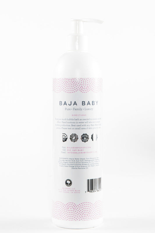 Baja Baby Creamsicle Bubble Bath - Switch 2 Pure