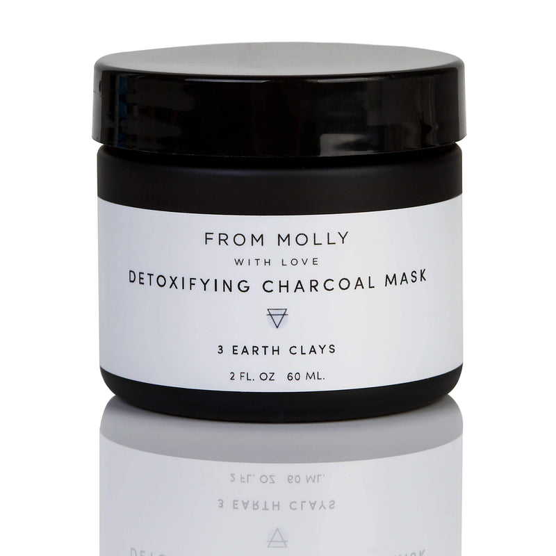 From Molly With Love Charcoal Mask