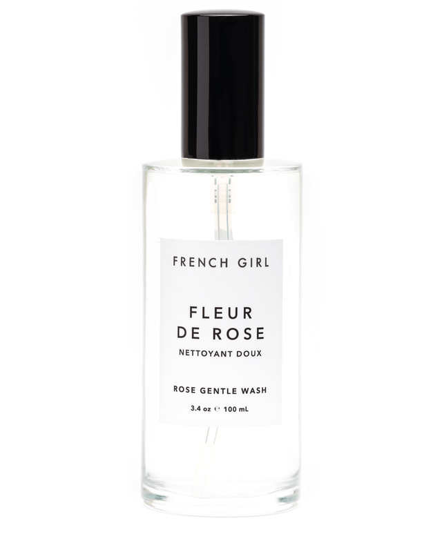 French Girl Fleur De Rose - Rose Gentle Wash