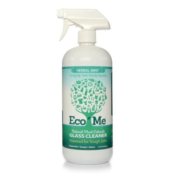 Eco-Me Glass Cleaner Herbal Mint 32oz