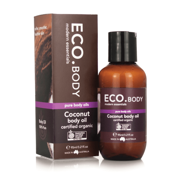Eco Modern Essentials Certified Coconut Body Oil