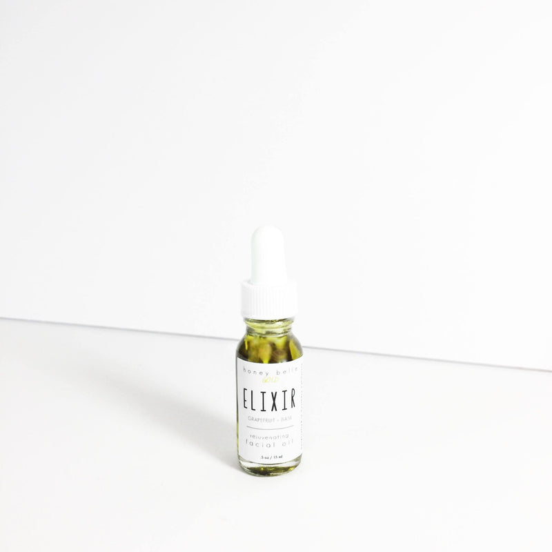 Honey Belle Elixir Mini Organic Cleansing Oil - Step 3 (moisturizer) - Switch 2 Pure