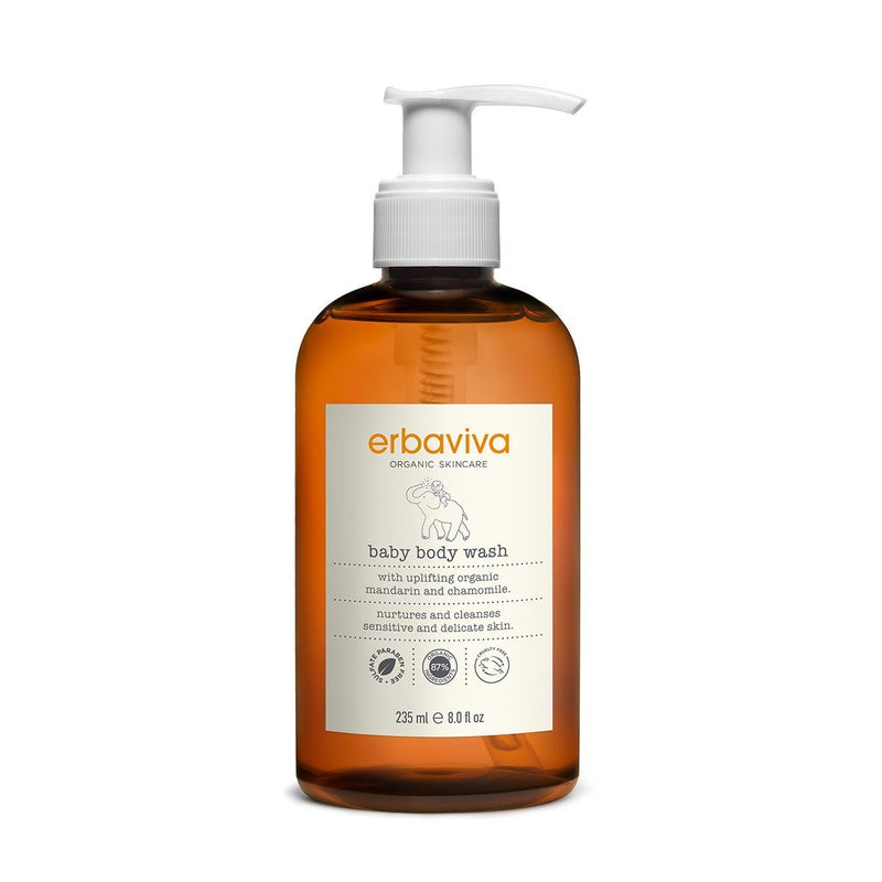 Erbaviva Baby Body Wash - Switch 2 Pure