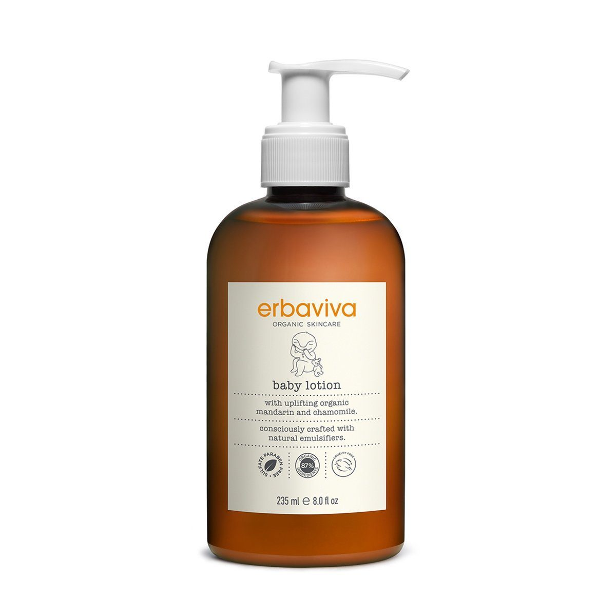 Erbaviva Baby Lotion - Switch 2 Pure