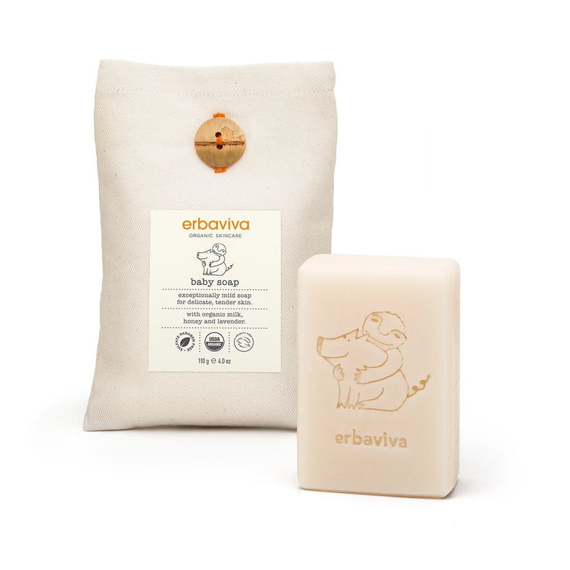 Erbaviva Baby Soap - Switch 2 Pure