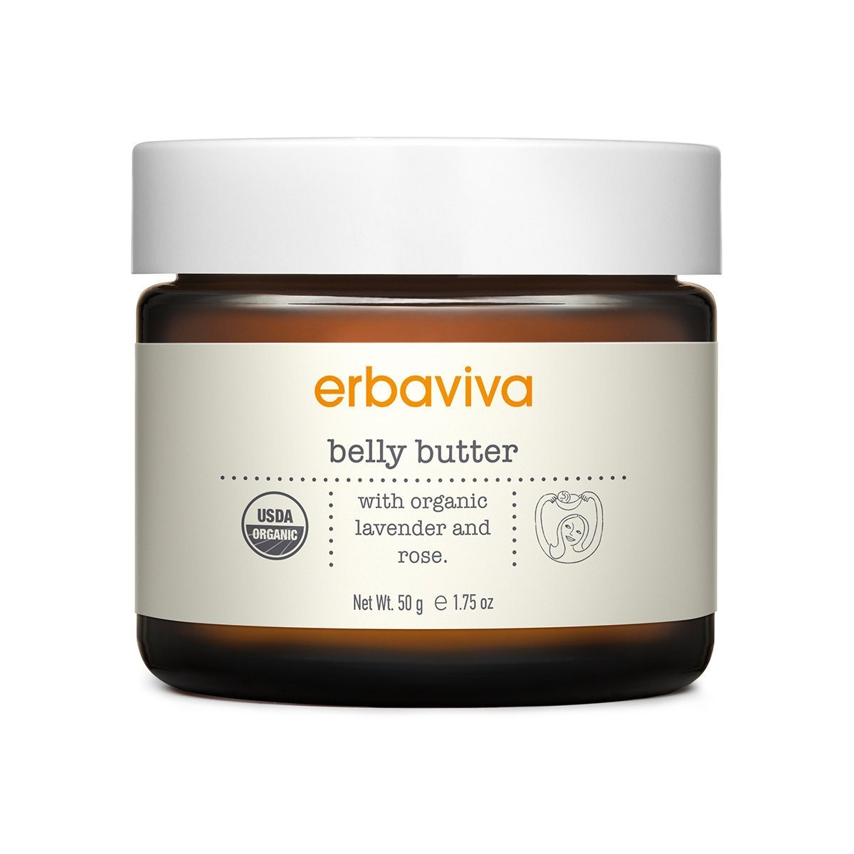 Erbaviva Belly Butter - Switch 2 Pure
