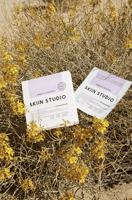 Skiin Studio Bio Cellulose Sheet Mask