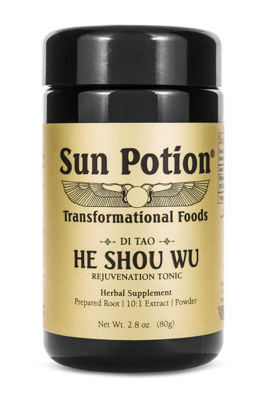 Sun Potion He Shou Wu Powder