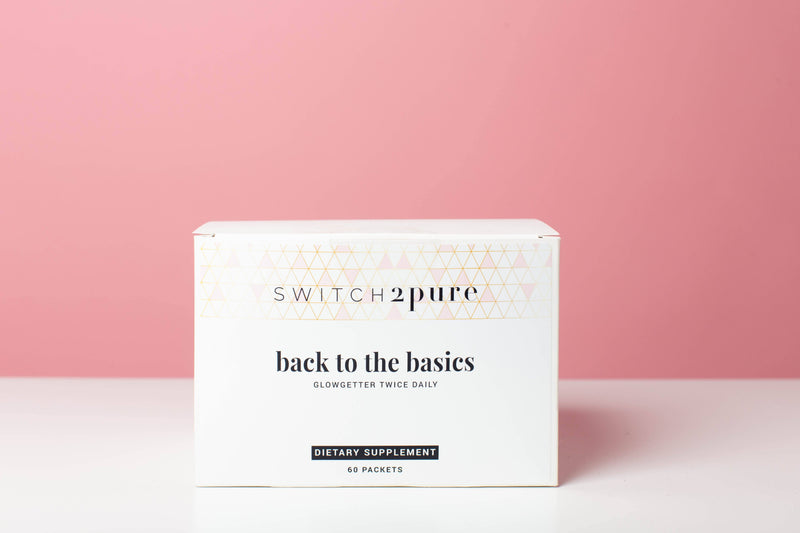 Switch2Pure back to the basics (women's twice per day)