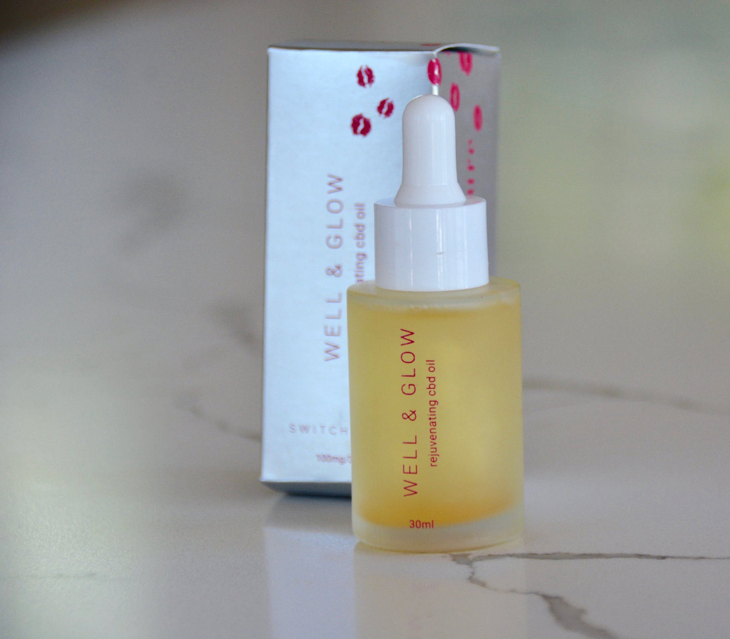 Switch2Pure Well & Glow Rejuvenating Facial Oil