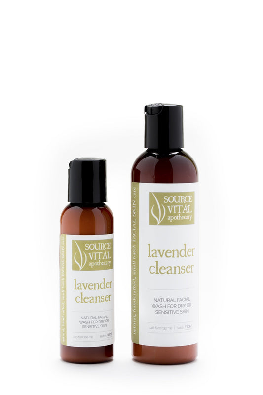 Source Vital Lavender Cleanser - Switch 2 Pure