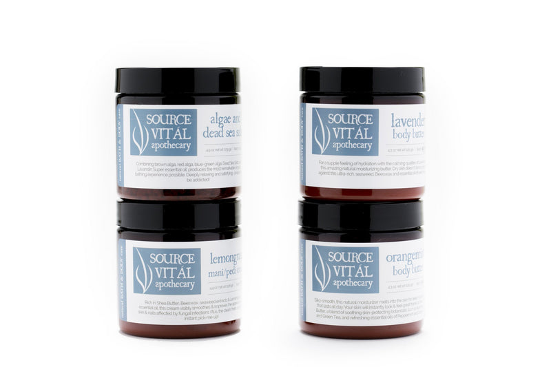 Source Vital Algae and Dead Sea Salts - Switch 2 Pure