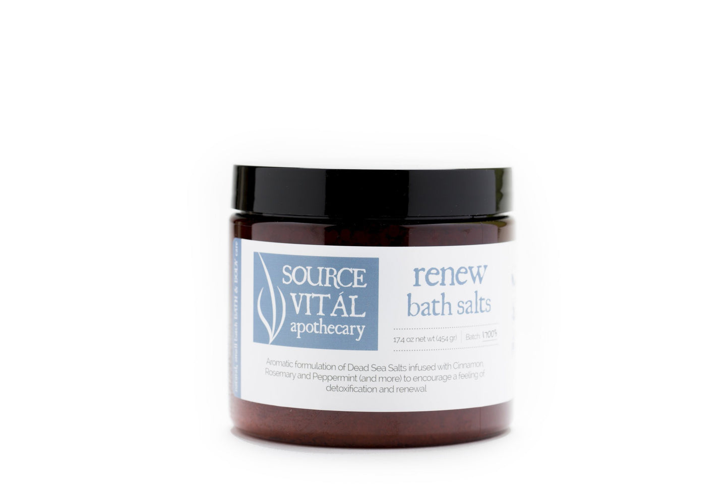 Source Vital Renew Bath Salts - Switch 2 Pure