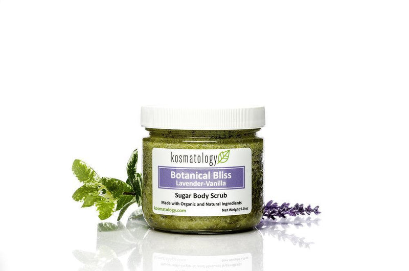 Kosmatology Sugar Scrub - Switch 2 Pure