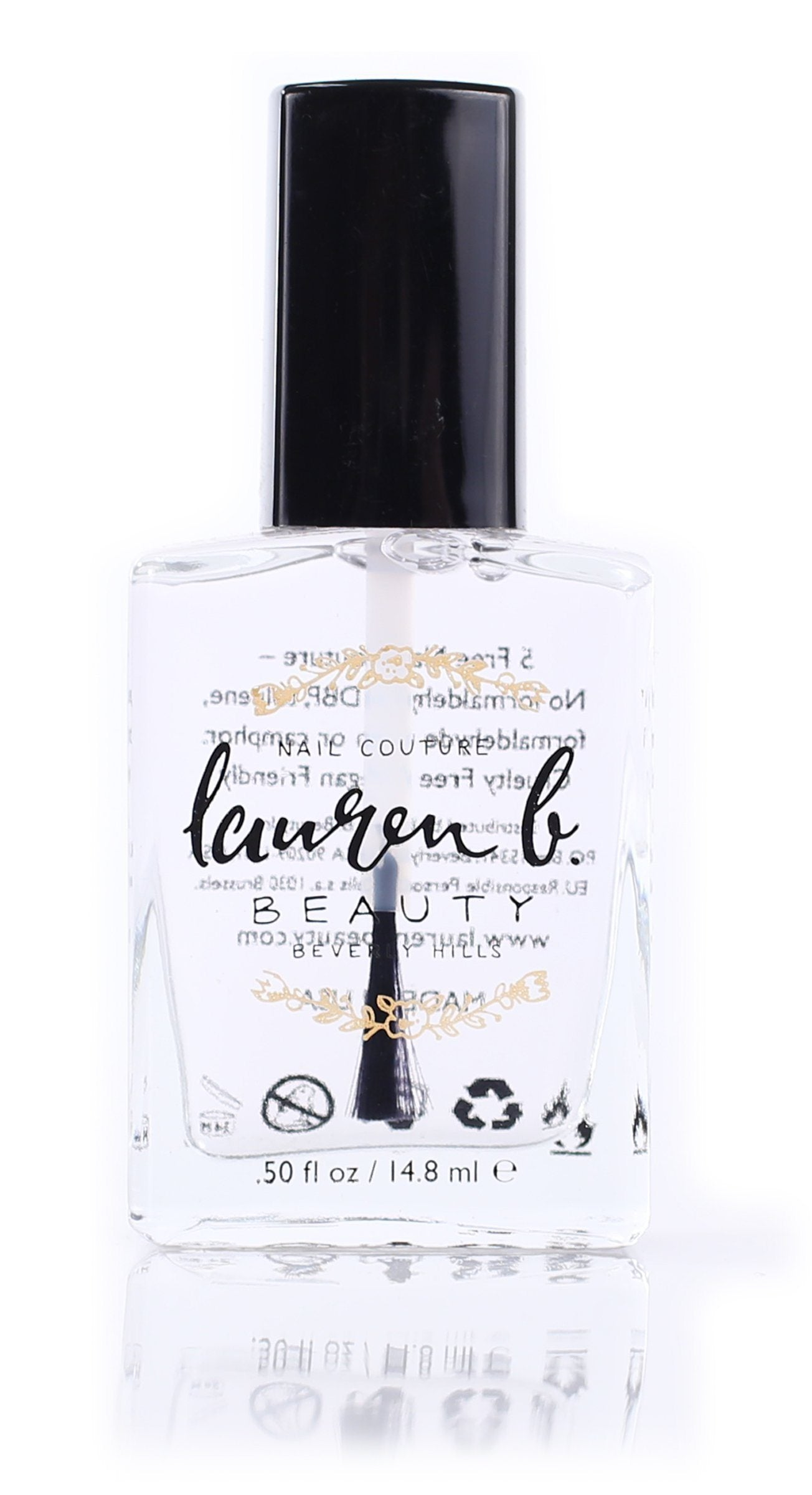Lauren B. Gel Like Top Coat - Switch 2 Pure